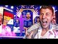 FIFA 19 : TOP 3 IV CL WALKOUT GEZOGEN 🔥🔥 20x 2 UCL Pack  Opening!!!