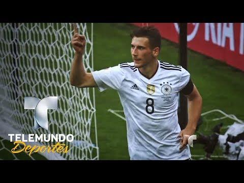 Alemania Vs. Chile, Este Jueves Por Telemundo   Copa FIFA Confederaciones Rusia 2017   Telemundo