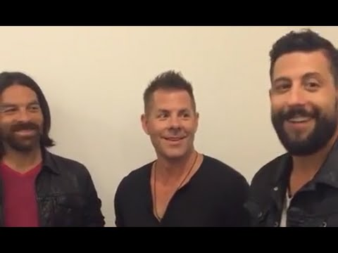 Old Dominion LIVE on GMA Backstage