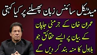 Psychology and Medical Science About Slip of Tongue and Imran Khan