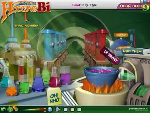 Hóa học 9 - Học Cùng Bi Demo