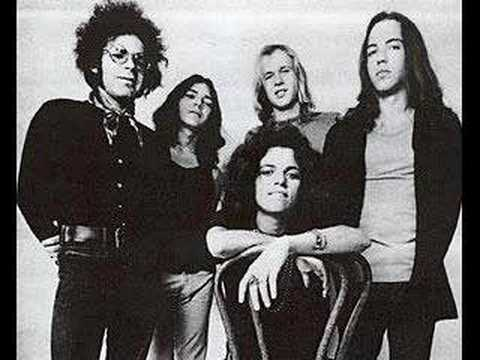 Zephyr with Tommy Bolin - Hard Chargin' Woman (1969)