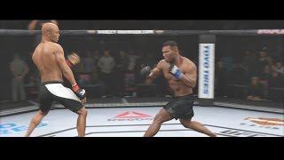 Anderson Silva vs Mike Tyson