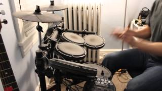 Relient K - We Wish You A Merry Christmas (Drum cover)