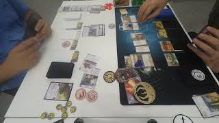 [L5R] Torneo Battle for the Stronghold 2018-09-22