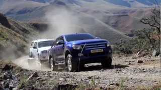 Tough towing vs the All-New Ranger