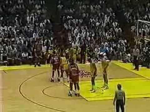 1991 Nba Finals Bulls Vs. Lakers Game 3 | Basketball Scores