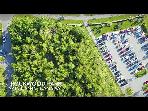 Rockwood park, Saint John, Canada