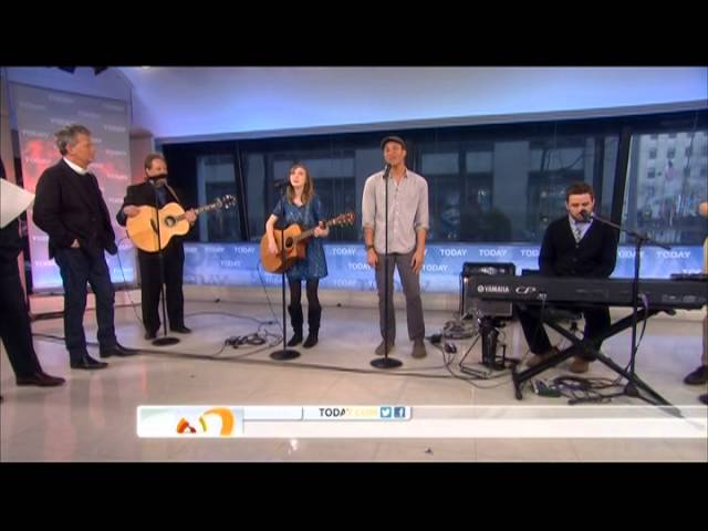 "NBC Today Show ""Quest for The Best Jingle"""