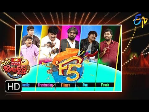 Extra Jabardasth|28th December 2018 | Full Episode | ETV Telugu