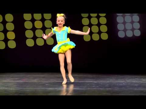 Take It To Go - Mackenzie Ziegler - It's A Girl Party - Mack Z - Dance Moms Audio Swap
