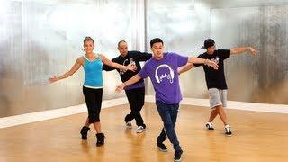 Jabbawockeez Dance Workout, Cardio Fitness, Fit How To