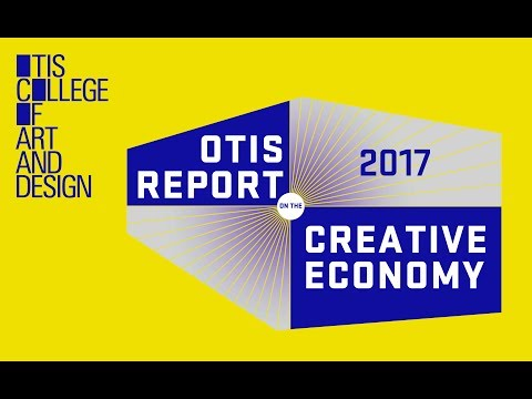 2017 Otis College Report on the Creative Economy
