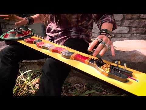 """2-STRING DIDDLEY BOW 