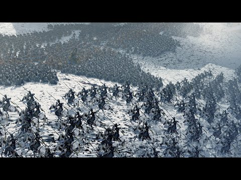 Battle At Khazid Bordkarag - HIGH ELVES ⚔️ DWARFS - Total War WARHAMMER 2 Cinematic Battle