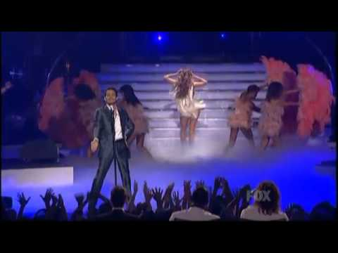 Jennifer Lopez & Marc Anthony - Idol Finale 5.25.2011