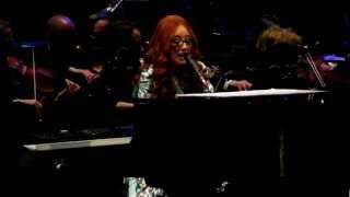 Tori Amos - Marianne w/ orchestra (London 2012)