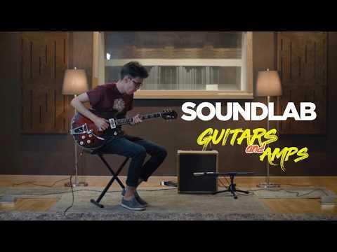 SoundLab Guitars And Amps | Harmony Rocket H54-1