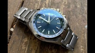 The Citizen Attesa CB1070-56L Solar Atomic Wristwatch: The Full Nick Shabazz Review