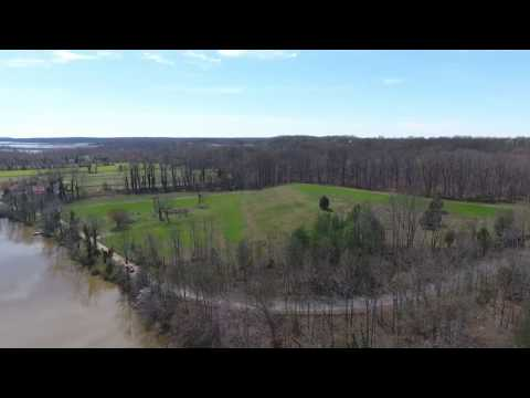 Phantom 4 Over Route 4 at PG/AA County Line - 04-02-2017
