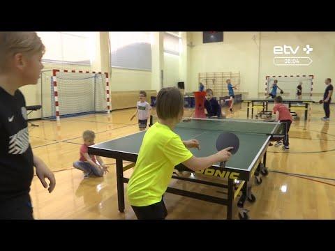 Таллинн выделяет на поддержку спортивной деятельности молодежи почти шесть миллионов евро