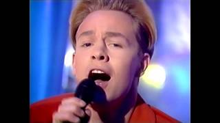 Jason Donovan - When you come back to me 1989 Top of The Pops  in stereo
