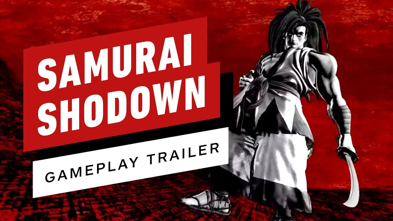 Samurai Shodown - Trailer zur Gameplay-Übersicht + video