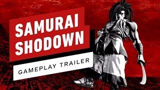 Samurai Shodown -  Gameplay Overview Trailer
