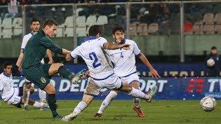 U21 Italia-Armenia 6-0: il match visto dalla Vivo Azzurro Cam