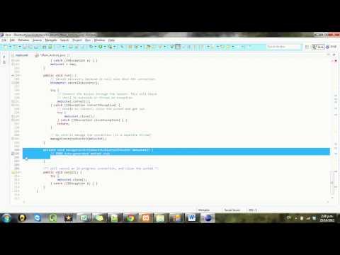 Android development Tutorial Bluetooth - 8