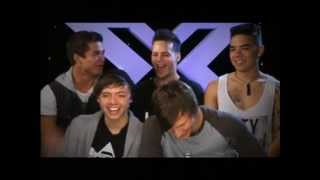 The Collective - Live Show 1 - The X Factor Australia 2012 - Top 12 [FULL]