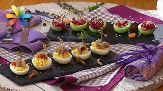 Фаршированные яйца по рецепту Тимура Мазура – Все буде добре. Выпуск 987 от 22.03.17