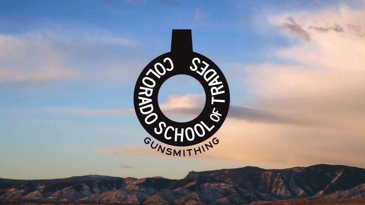 Gunsmithing Program - Colorado School of Trades