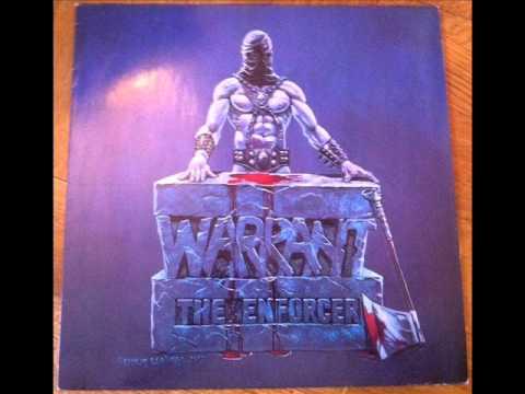 Warrant - The Enforcer (Full Album 1985) [VINYL RIP]