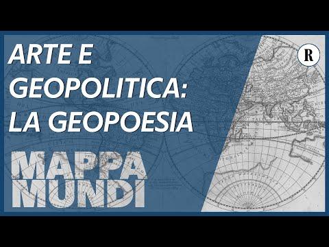 Arte e geopolitica: ecco la geopoesia