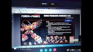 HUGE TRANSFORMERS LEAK Power of the primes wave 1-3 leaked bumblebee movie toys leaked