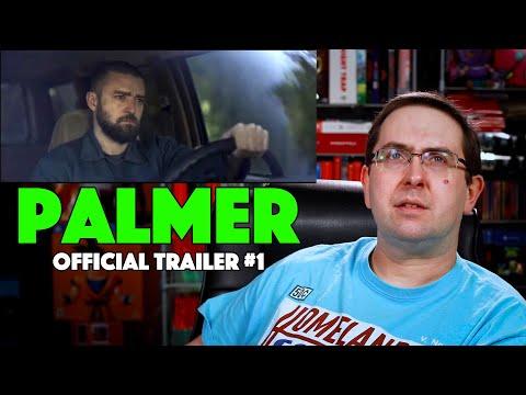REACTION! Palmer Trailer #1 – Juno Temple Movie 2021