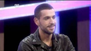 Shayne Ward on Studio Five Live 8th Nov 2010.avi