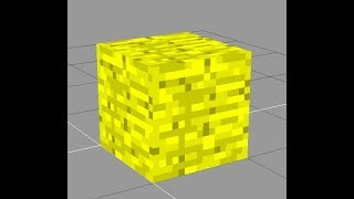 Minecraft Resource Pack Maker--Yellow Bedrock