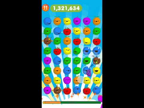 Fruit Pop Gameplay (Over 1.5mm points without boosts)