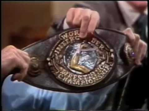 Andy Kaufman on Late Night , February 17, 1982