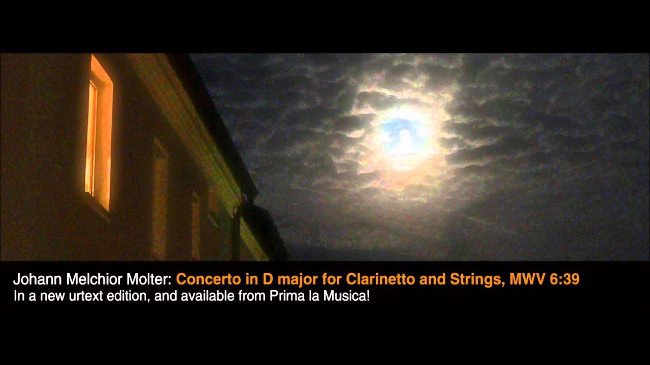 Johann Melchior Molter Molter - Max Pommer - Klassische Trompetenkonzerte
