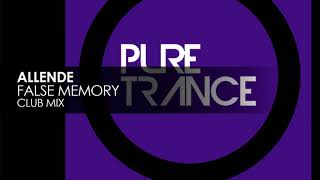 Allende  False Memory Club Mix Pure... @ www.OfficialVideos.Net