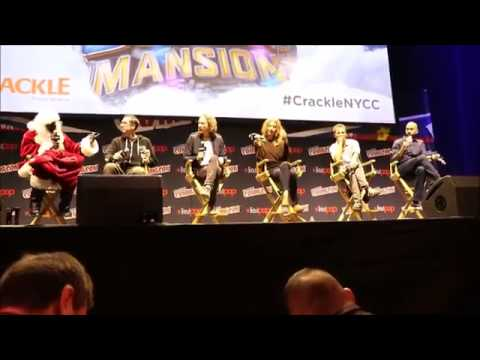 SuperMansion Panel NYCC 2016 with Keegan-Michael Key