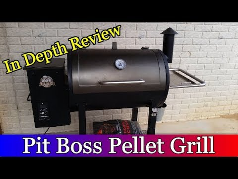 Pit Boss Pellet Grill - Year And Half In Depth Review