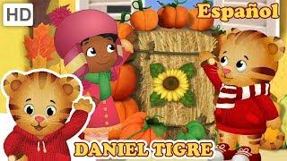 Daniel Tigre en Español 🍂 ¡Una Celebración de Otoño!