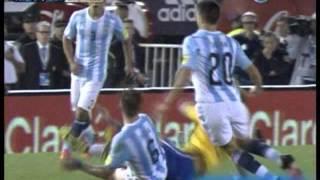(Relator Enojado) Argentina 1 Brasil 1 (Relato Fede Langone)  Eliminatorias a Rusia 2018