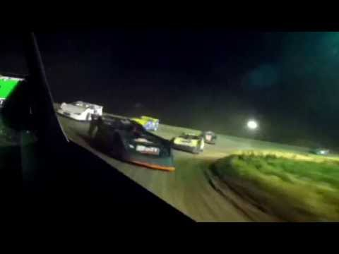 7/6/2016 Gillette Thunder Speedway main event (rearview)