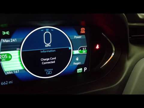 Chevrolet Bolt EV: DC Fast Charge Report