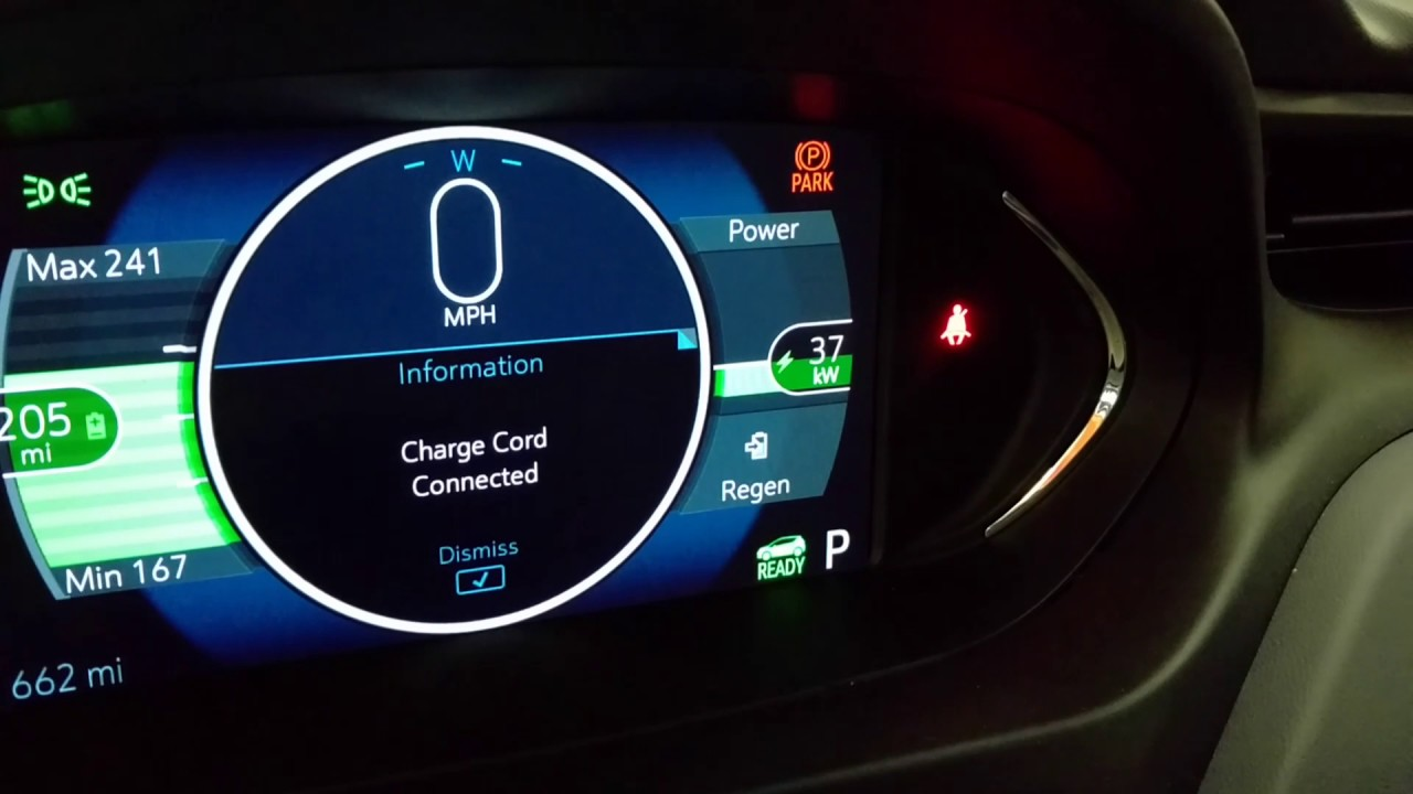 Chevrolet Bolt Ev Dc Fast Charge Report